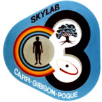 Skylab 4 patch