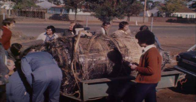 Skylab Debris in Esperance Western Australa
