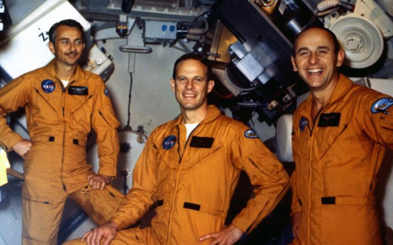 Skylab SL-3 crew