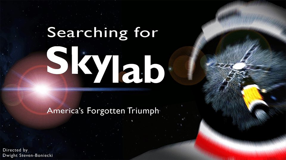 Searching for Skylab Poster