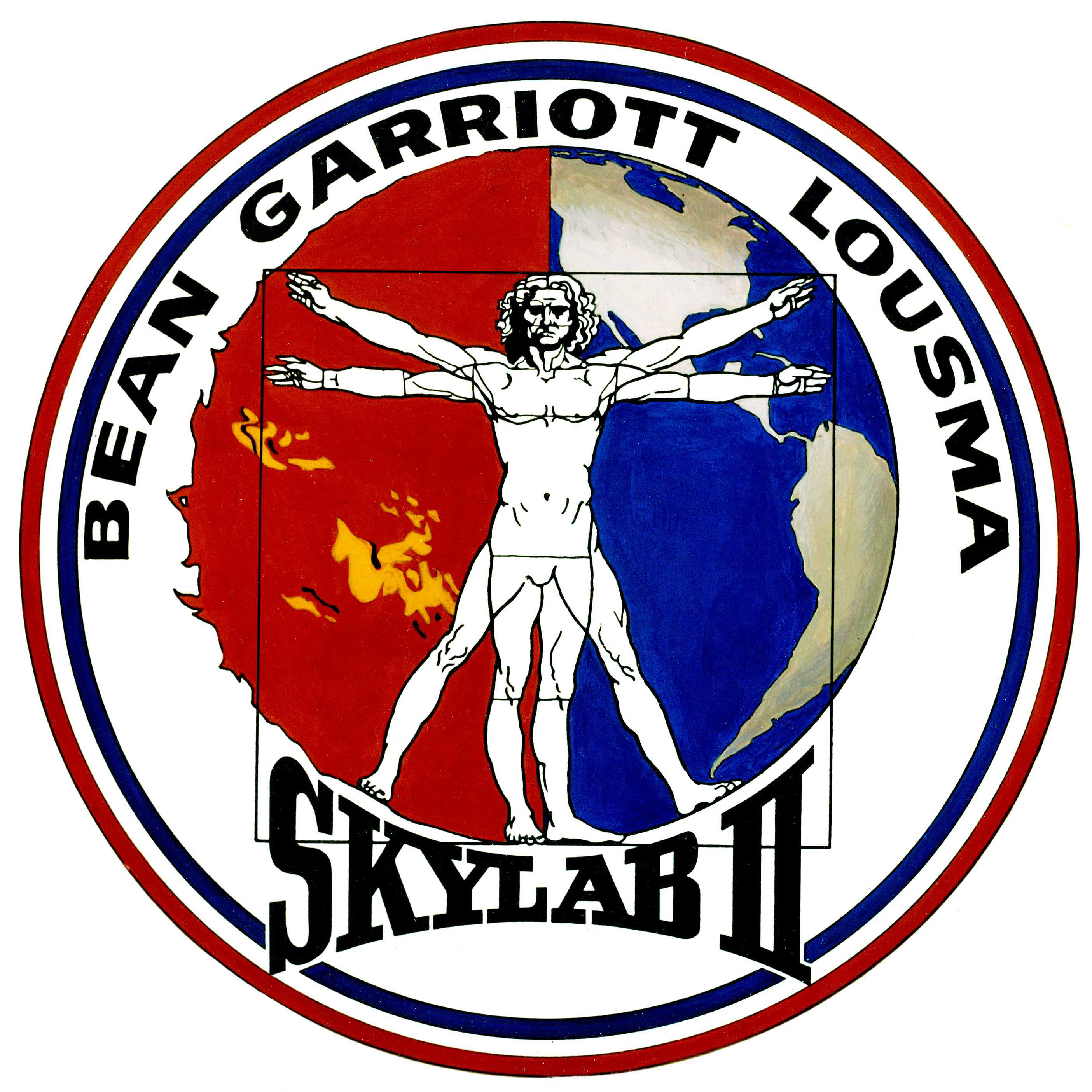 Skylab 3 - Mission patch