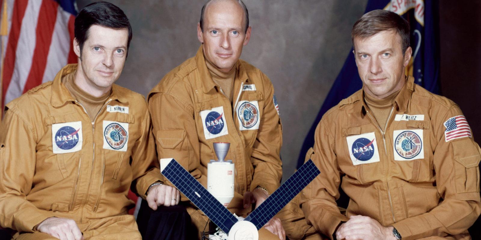 Skylab 2 Crew